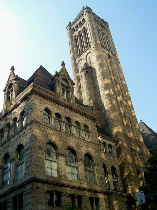 Allegheny County Courthouse, Photo by sportsedit15224 - http://www.flickr.com/photos/29023375@N04/. Used under <a href='https://creativecommons.org/licenses/by-sa/2.0/'>Creative Commons</a>