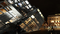 Modular Pavilion / Prechteck