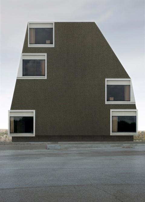 © Philipp Schaerer, Bildbau No 5, 2007