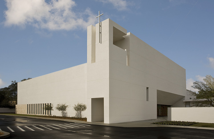 Tampa Covenant Church by Alfonso Architects © Al Hurley