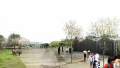 Pavilions and Follies of the Parc des Bords de Seine / AWP + HHF