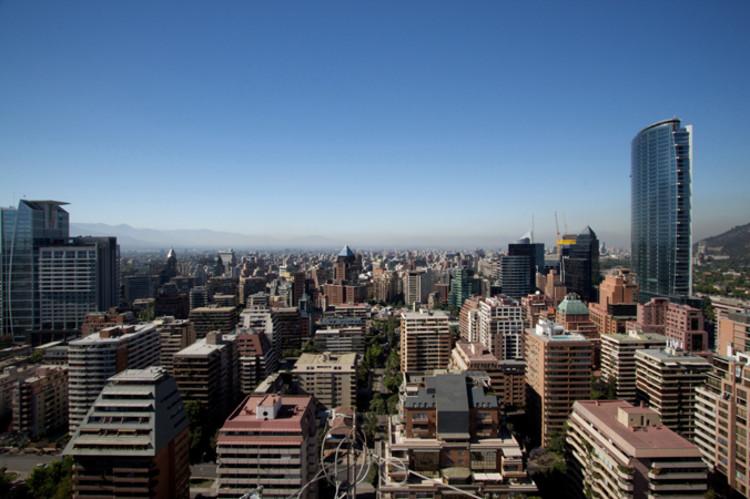 Santiago, Chile © Nico Saieh