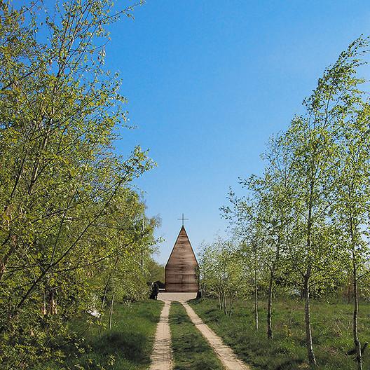 Chapel in Tarnow by Beton © Beton
