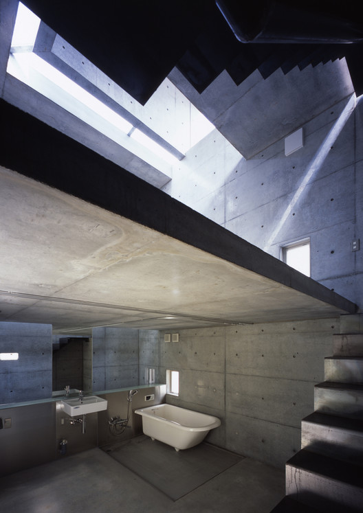 Private Residence / Atelier Tekuto © Makoto Yoshida
