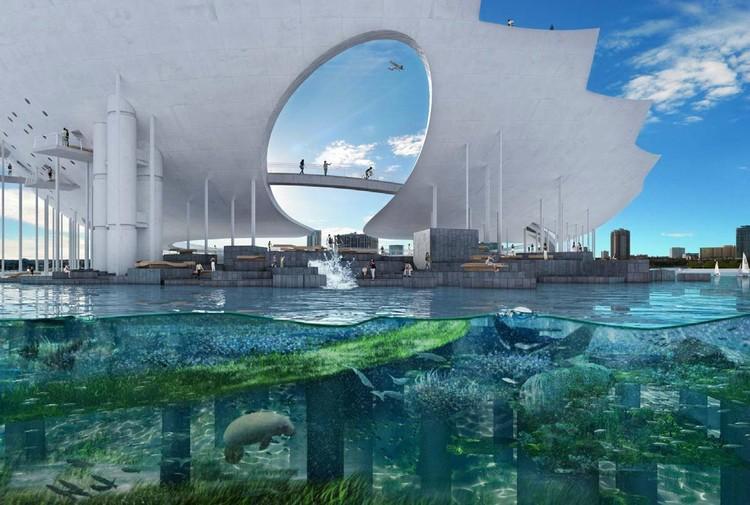 The reef © Michael Maltzan Architecture