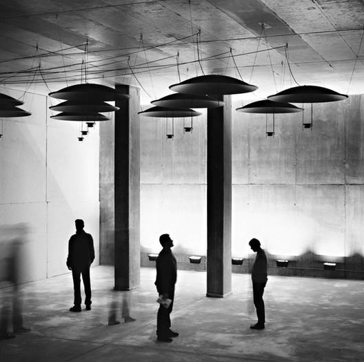 © Atelier Leitner - Sound Columns 1999