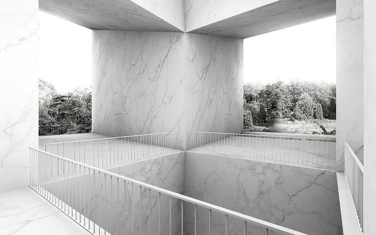 Terrace © Dorval-Bory + Bétillon