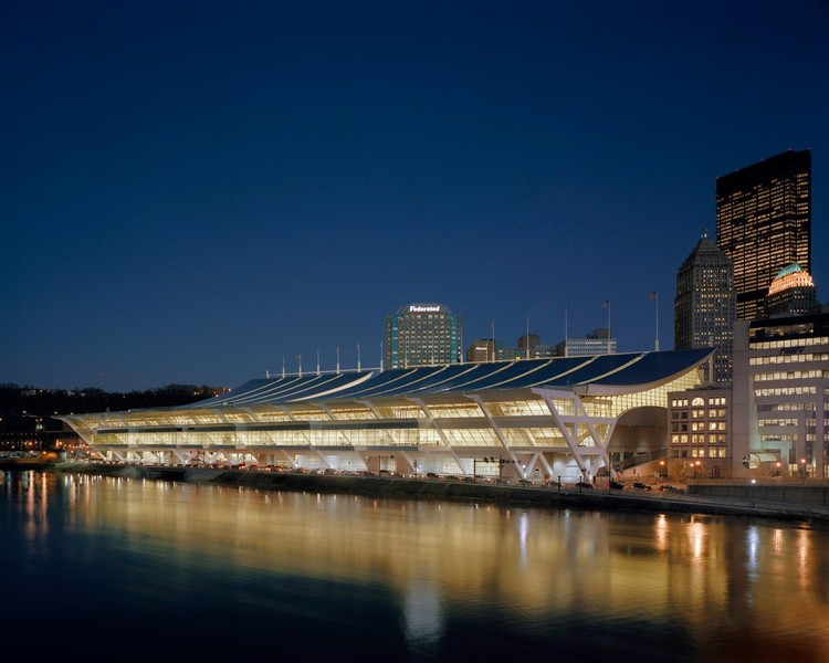 Pittsburgh Convention Center - Rafael Viñoly Architects | © Brad Feinknopf