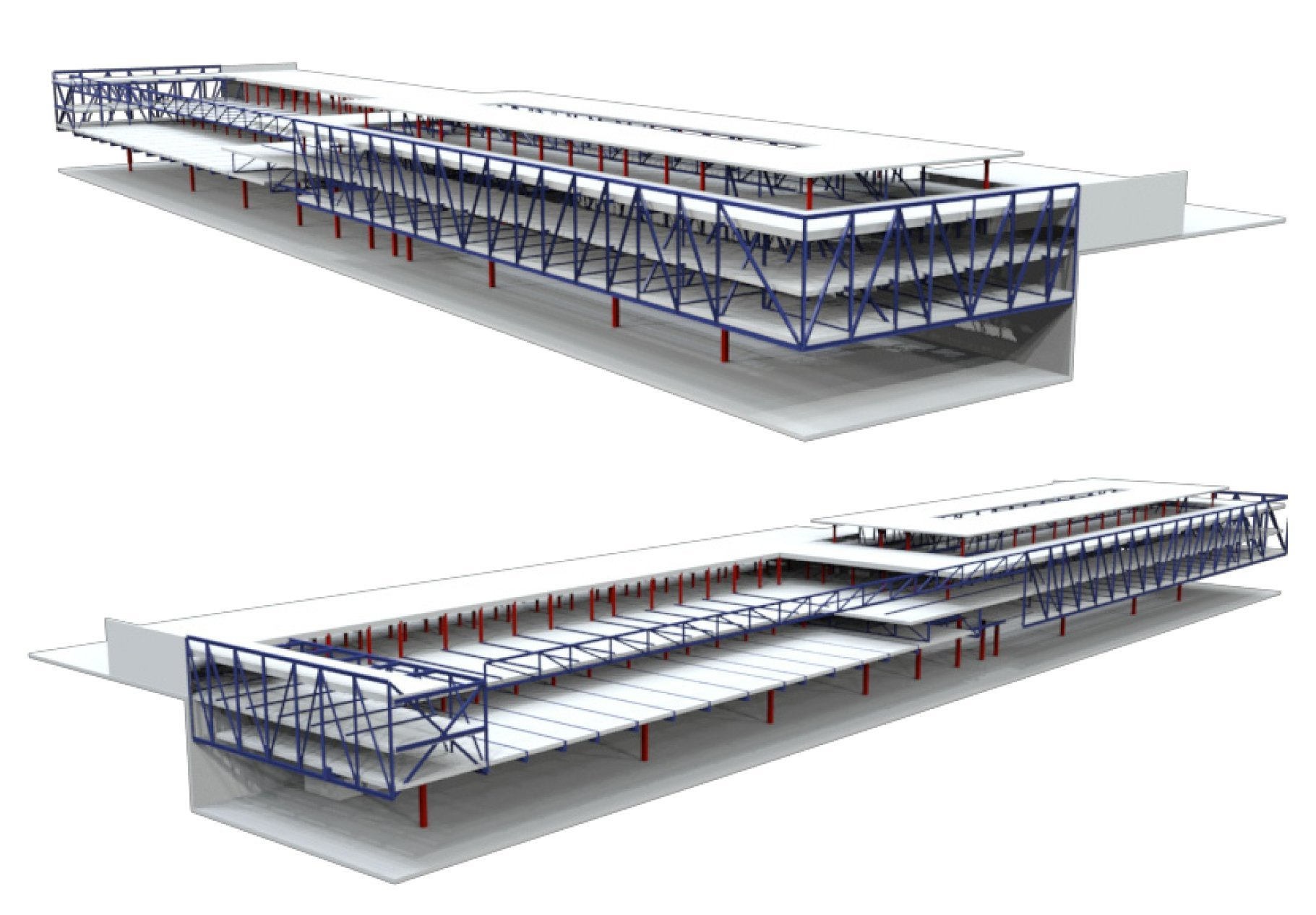 Gallery of Alma Hotel proposal / LAN Architecture - 3