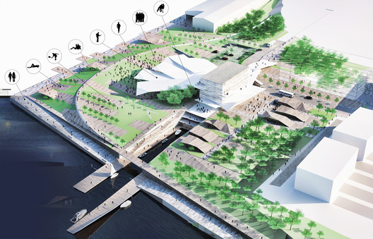Courtesy Bélanger Beauchemin Morency, Architectes & Urbaniste