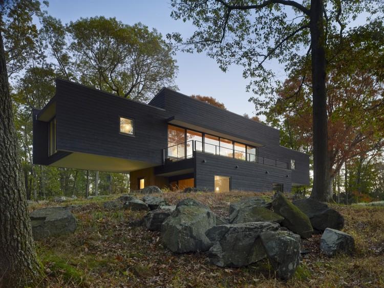 Waccabuc House - Chanli Lin | © Brad Feinknopf