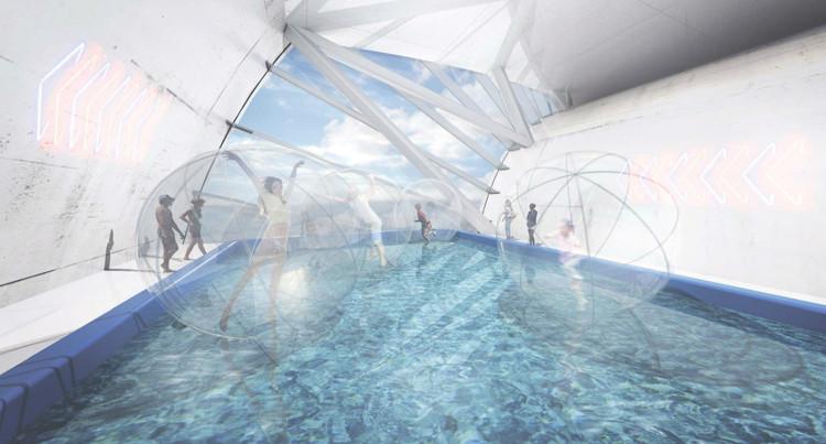 Bubble Room © BIG