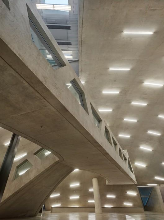 Milstein Hall - OMA | © Brad Feinknopf