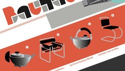 Infographic: The Bauhaus, Where Form Follows Function