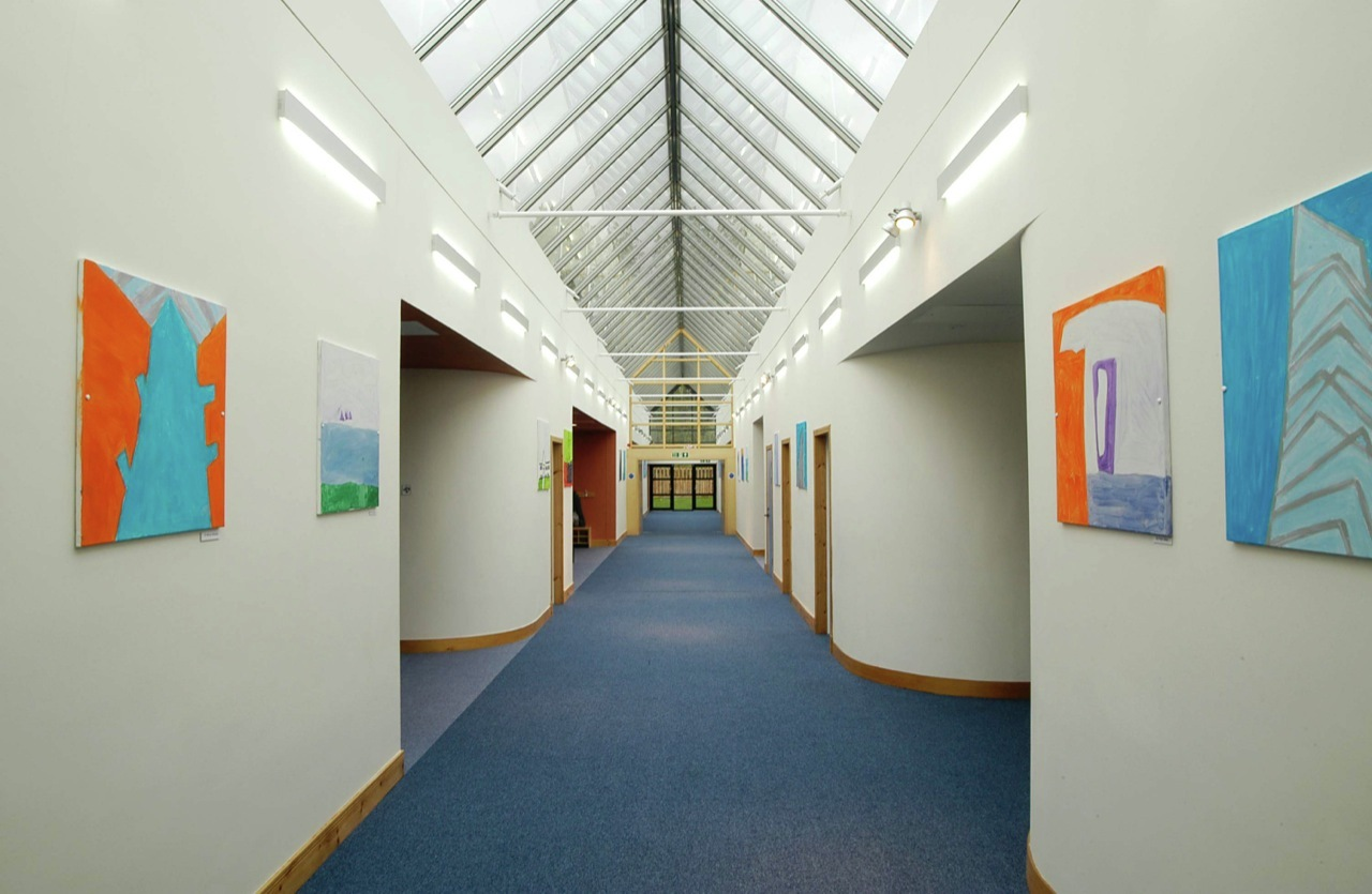 School Design Interior