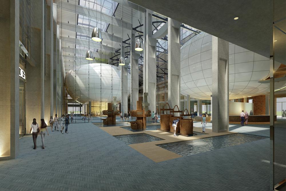 Gallery Of Xintiandi Factory    Peter Ruge Architekten