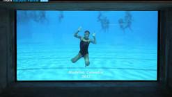VIDEO: Aquatic Centre / LCLAOFFICE + Edgar Mazo + Sebastián Mejia, by Cristobal Palma