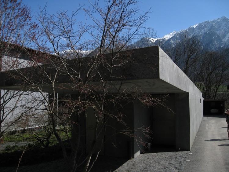 Zumthor House - Courtesy of Marco Masetti
