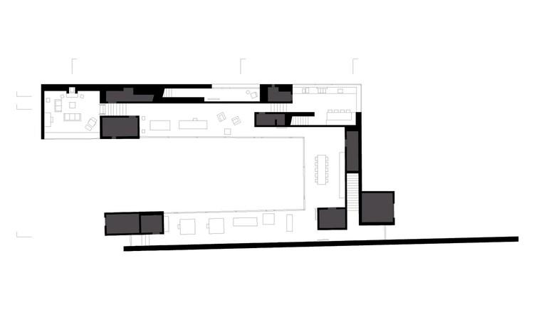 Zumthor House plan 01