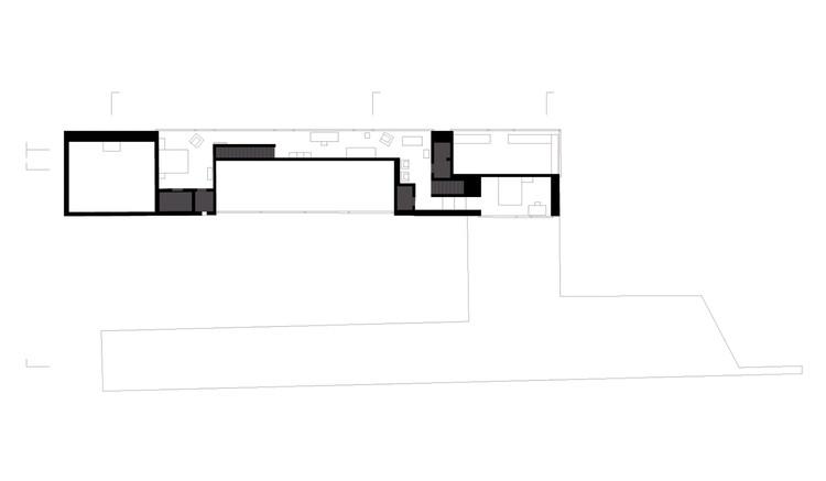 Zumthor House plan 02