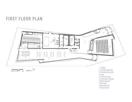 First Floor Plan 01