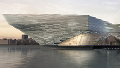 Update: V&A at Dundee shortlist designs