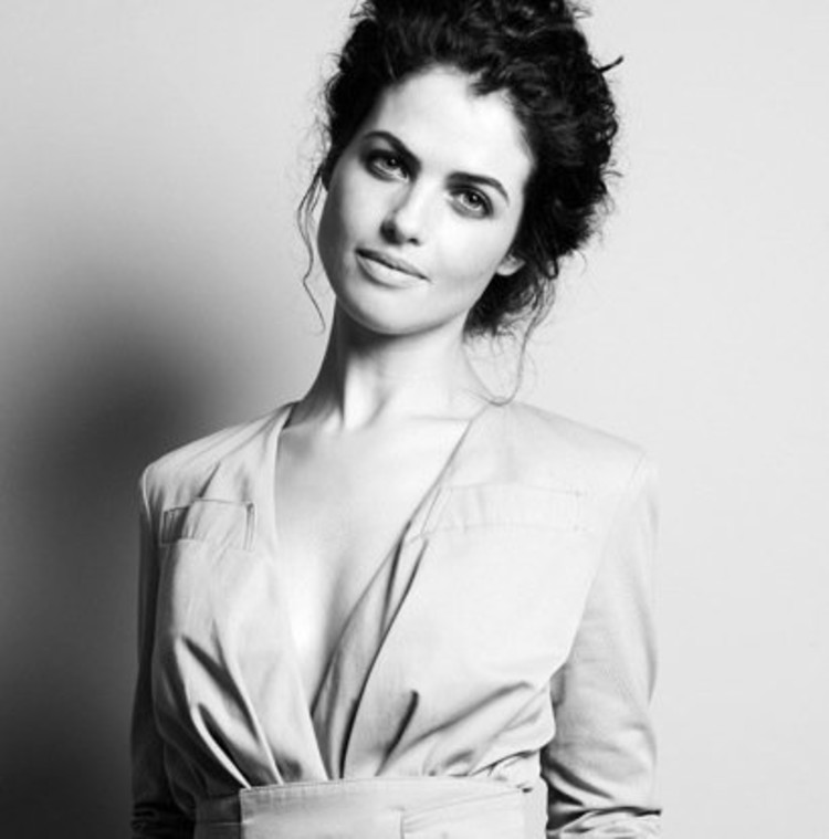 Neri Oxman. Photo © Tim Allen for Interview.