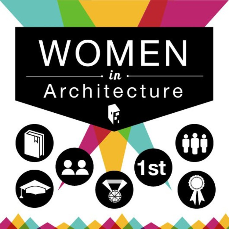 Infographic: Women in Architecture