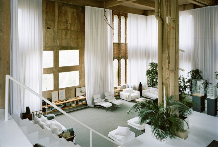 The Factory / Ricardo Bofill