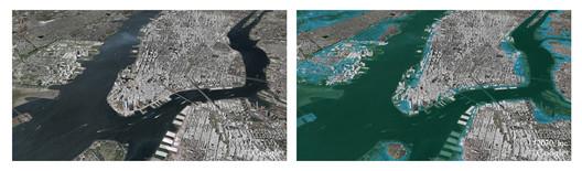 NYC, NY © Architecture 2030 / Google Maps
