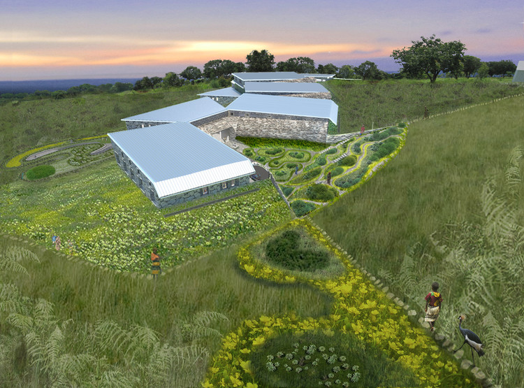 Village Health Works 40-acre Master Plan / Louise Braverman, Architect; Courtesy of Louise Braverman Architect