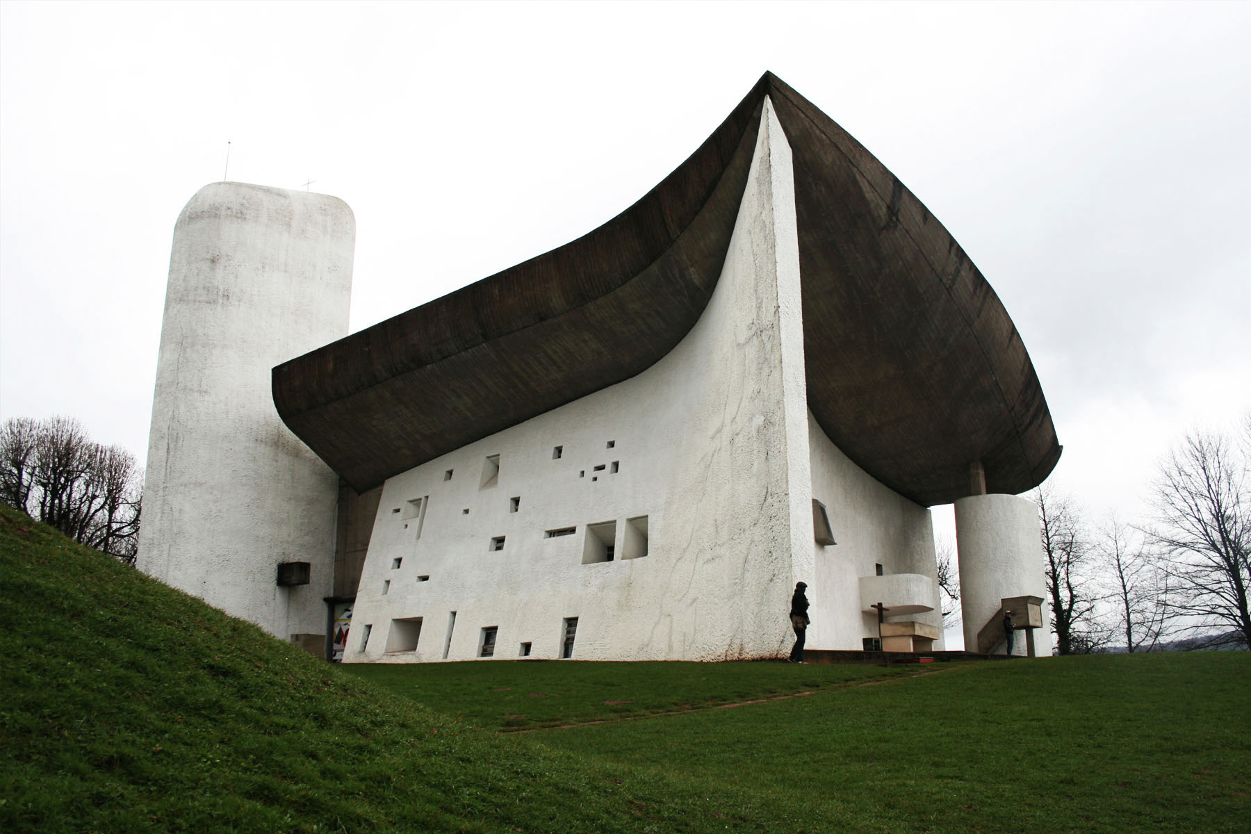 14 facts you didn 39 t know about le corbusier archdaily