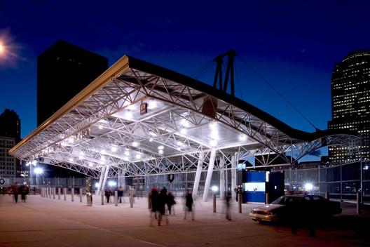 World Trade Center Plaza Path station  © John Bartelstone Photography
