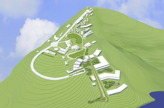 Village Health Works 40-acre Master Plan / Louise Braverman, Architect; Courtesy of Louise Braverman Architect