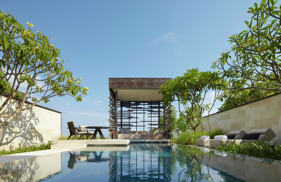 Gallery of alila villas uluwatu woha 4 for Sustainable hotel design