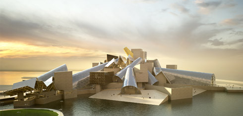 Courtesy of Gehry Partners