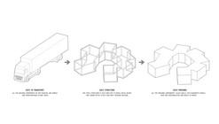 Multi-functional Pavilions / Aleksander Wadas