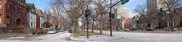 37th and Martin Luther King Drive, Chicago, Illinois