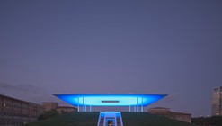 "James Turrell's ""Twilight Epiphany"" Skyspace opens today at Rice University"