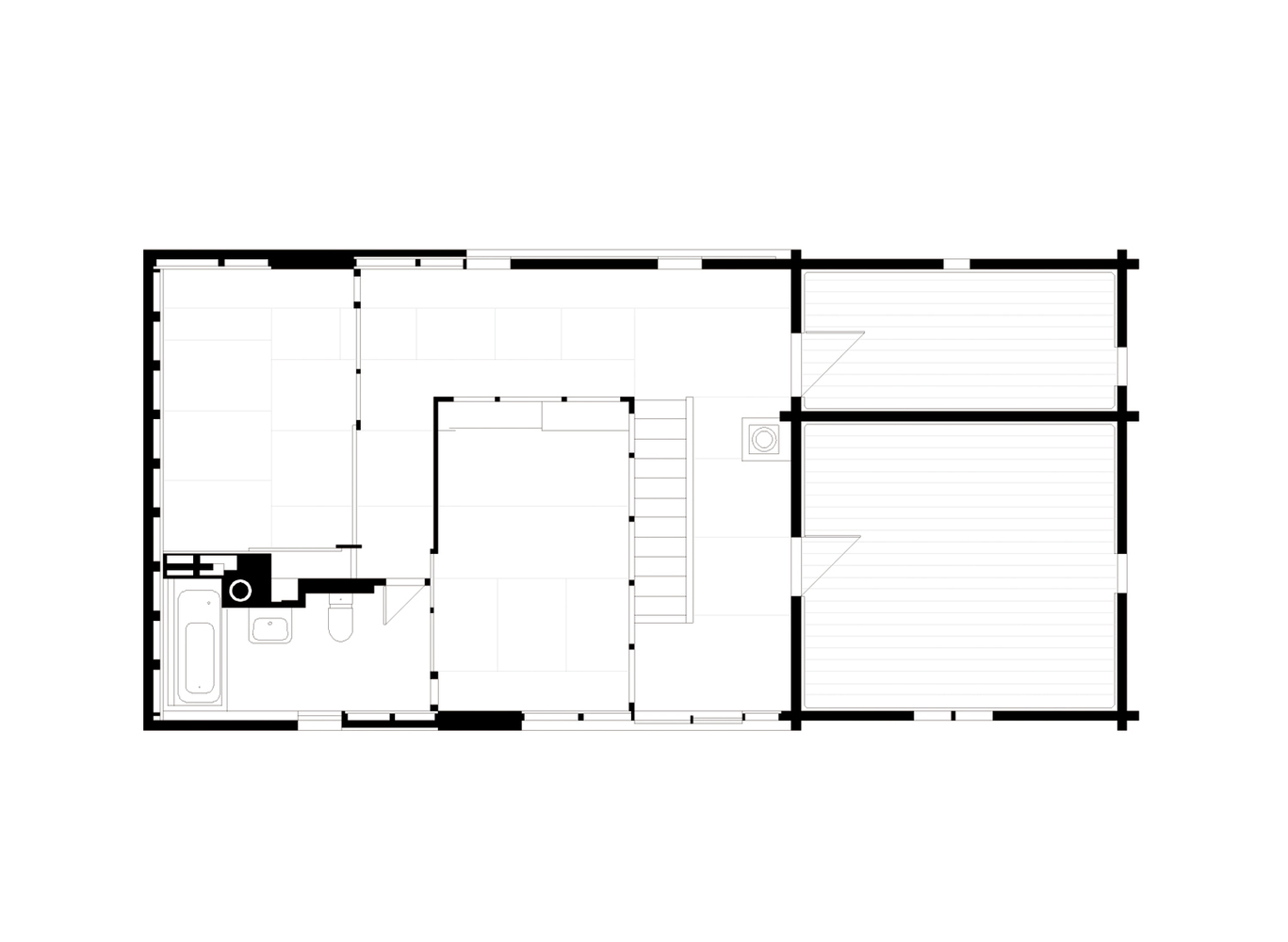 Peter Zumthor House Plan Plans