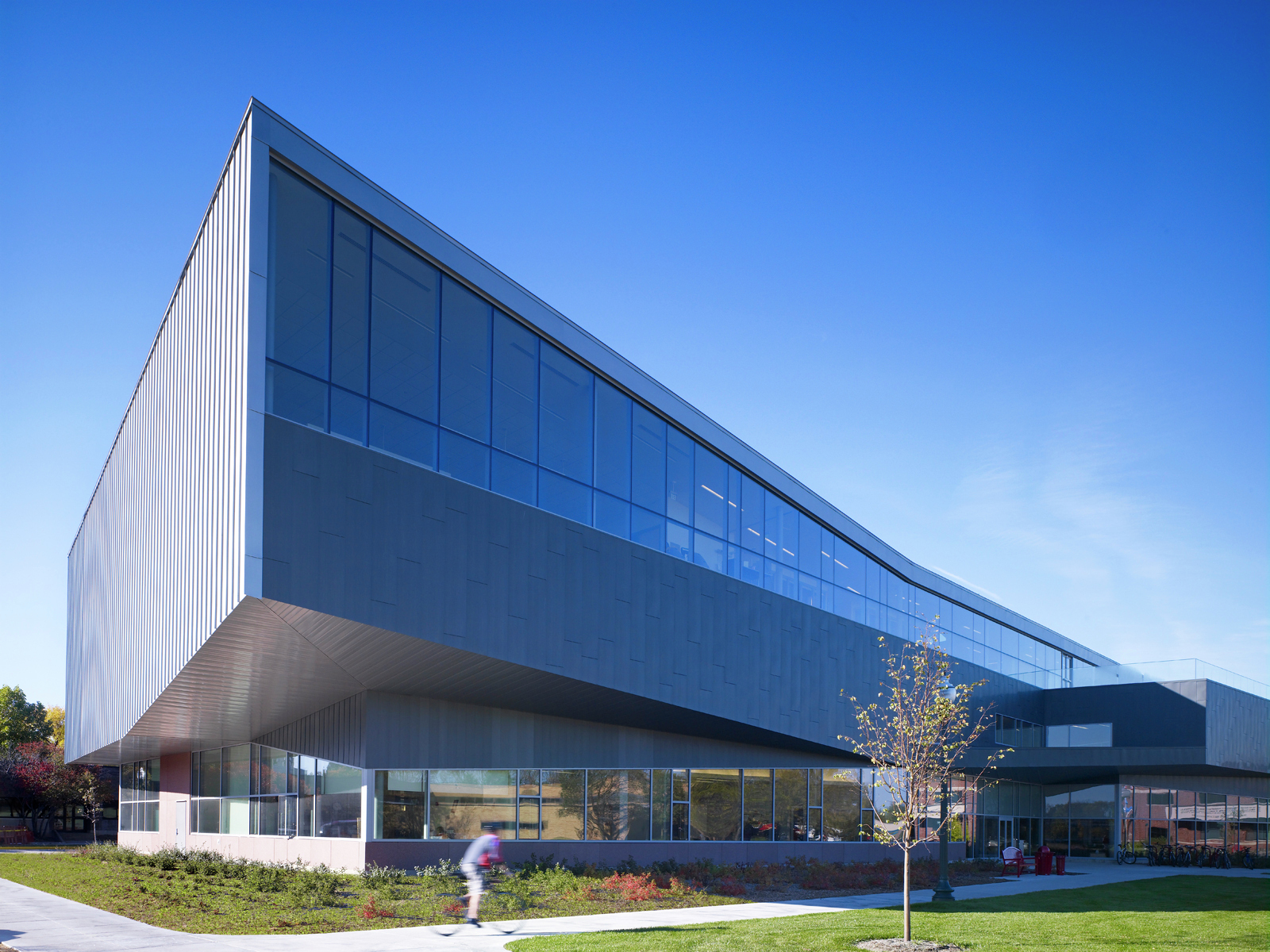 Gallery of beacom school of business charles rose for Architects corporation