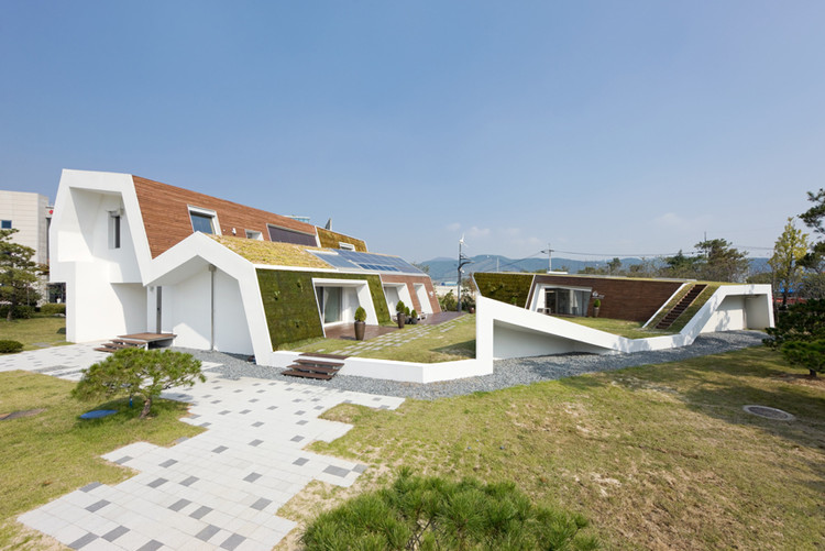 e green home unsangdong architects archdaily