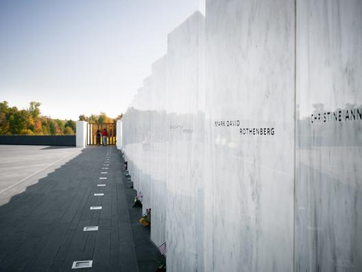 Flight 93 National Memorial / Paul Murdoch Architects © Eric Staudenmaier
