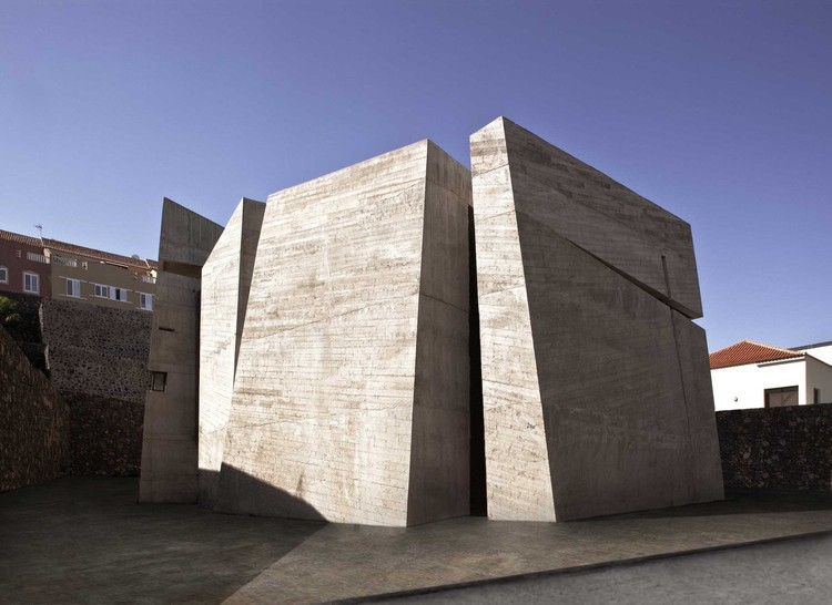 Courtesy of Menis Arquitectos