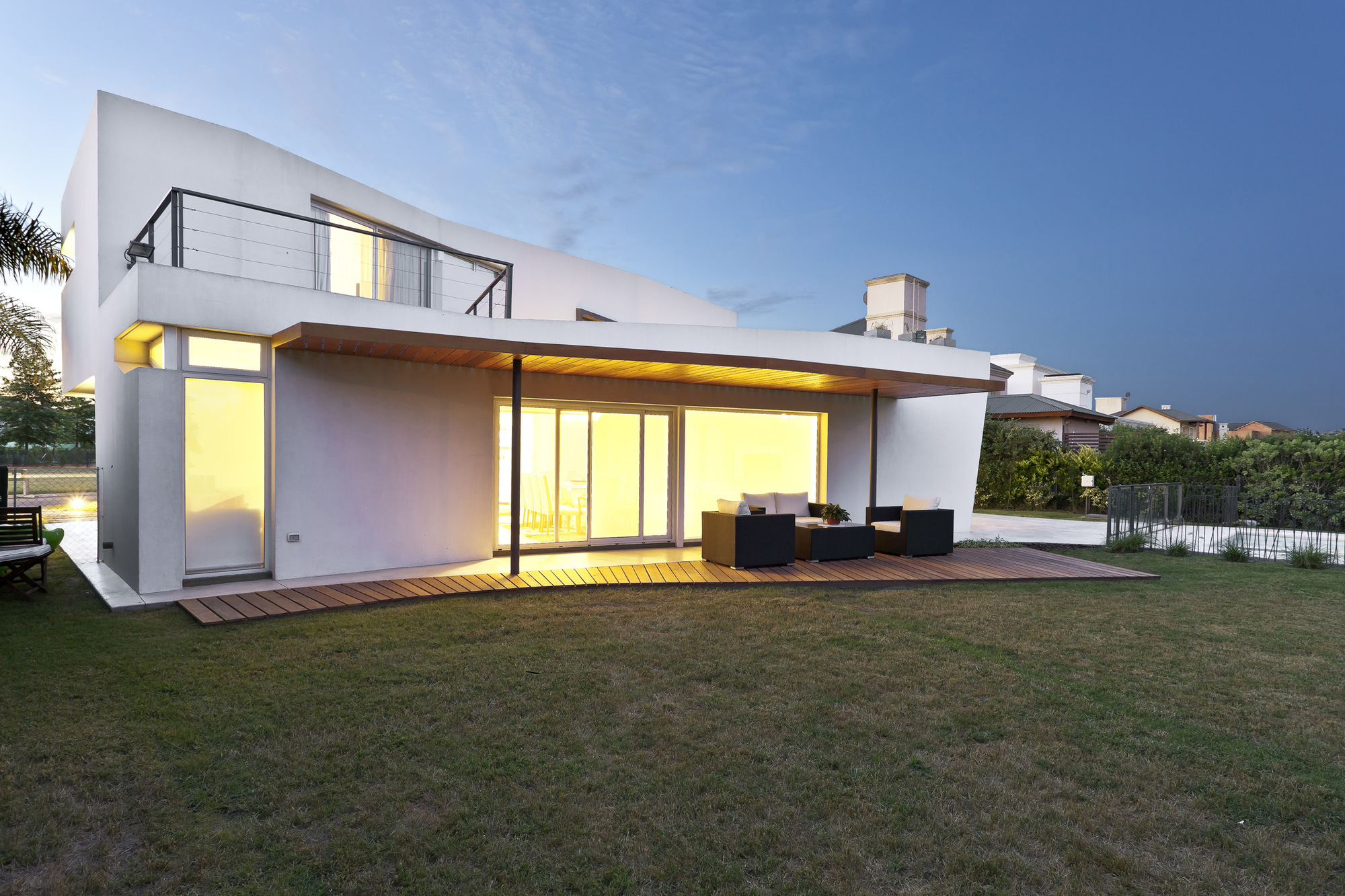Gallery Of House V I Gc Arquitectura 2