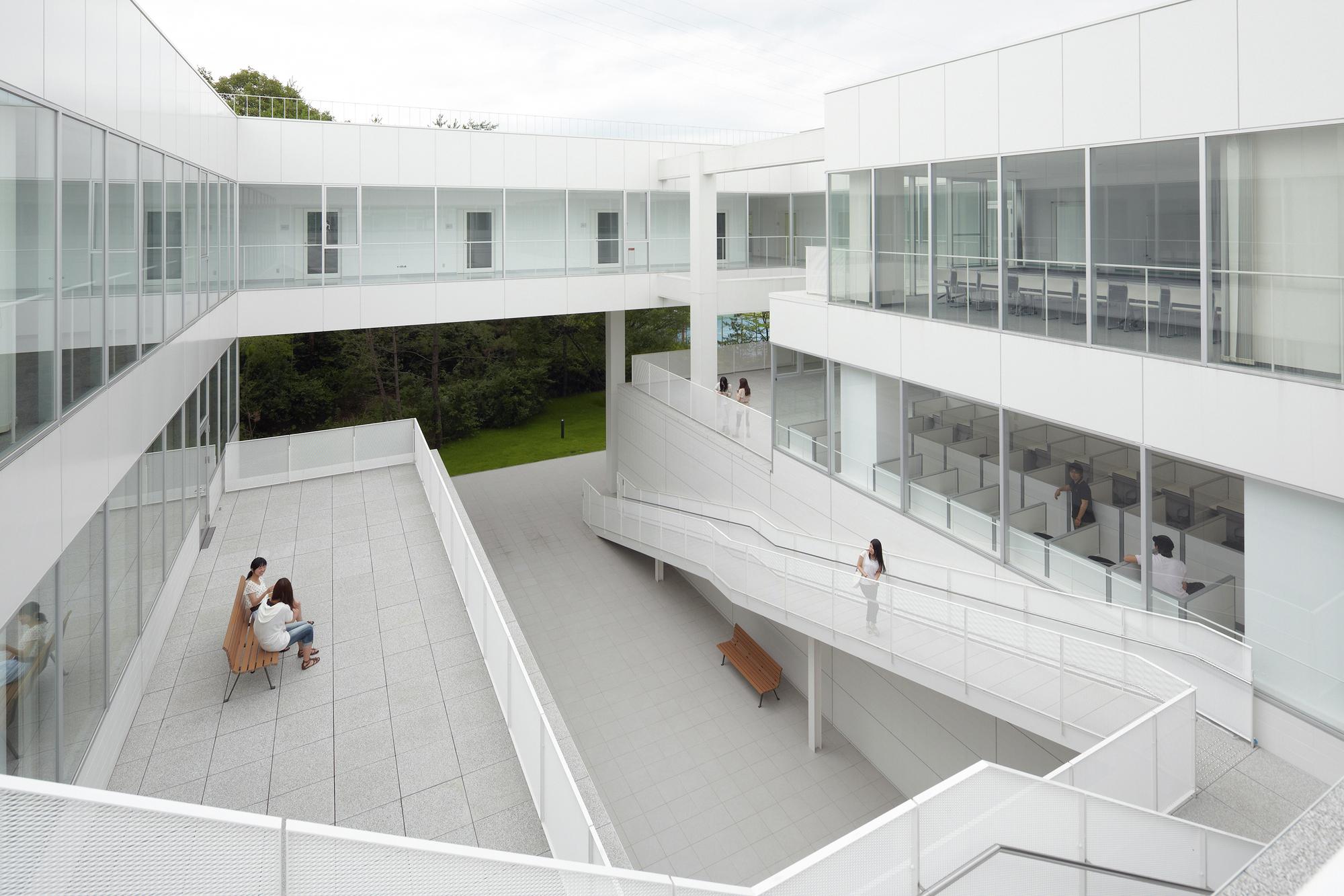 Architectural Engineers Inc: Gallery Of Setsunan University Hirakata / Ishimoto