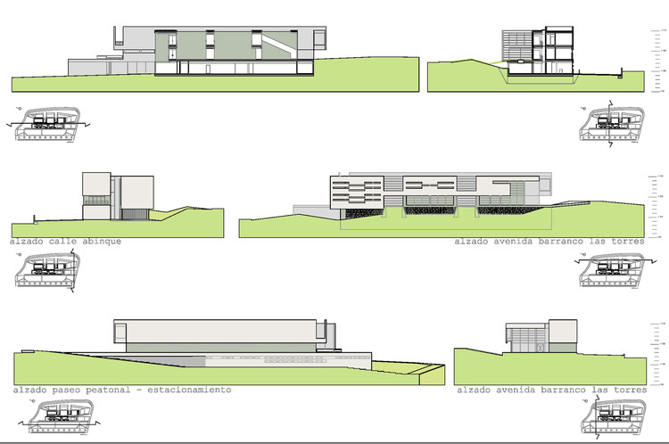 Elevations & Sections 01