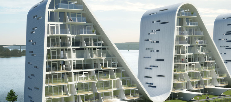 Courtesy of Henning Larsen Architects