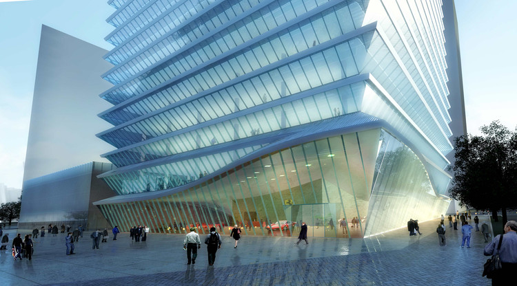 Courtesy of MVRDV+ Zhubo