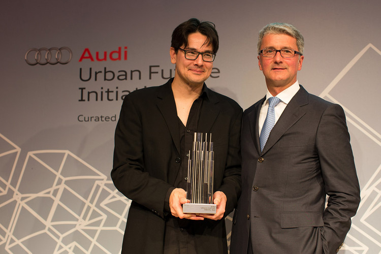 © Audi Urban Future Award 2012